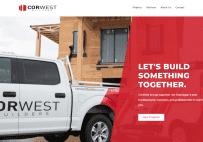 CorWest-Website